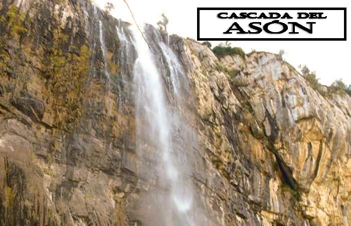 Cascada de Cailagua y Nacimiento del Río Asón.