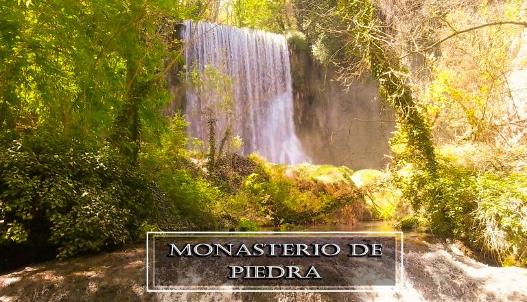 Monasterio de Piedra y sus cascadas y cataratas.