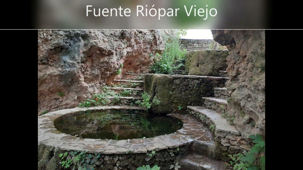 Fuente Riópar Viejo