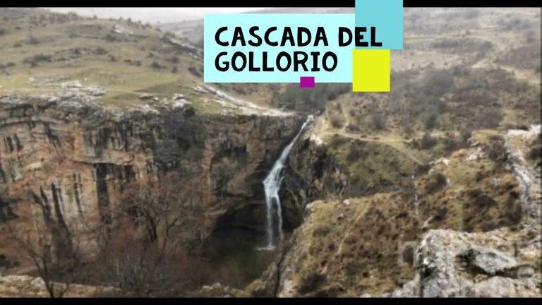 Cascada del Gollorio en Pelegrina